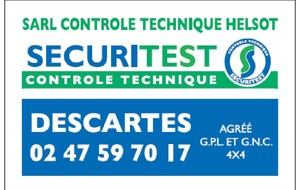 CONTROLE TECHNIQUE SECURITEST